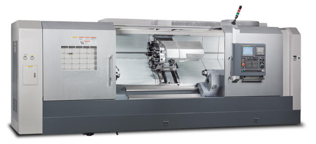 Slant Bed CNC Lathe Machine