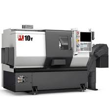 Haas ST-10Y CNC Turning Center with Y-Axis
