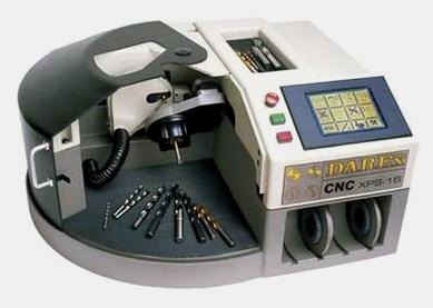 XPS16 4-axis CNC Drill Grinder And Sharpener