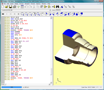 Predator CNC Editor Software Free Download