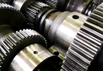 CNC M41 M42 M-Codes for Gear Range Selection