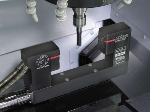 Marposs Mida Laser System Non-Contact Tool Setting System for CNC Machine Tools