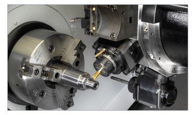 G94 (feed per minute) G-code is used to perform movements with work feed when the spindle is stationary