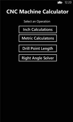 CNC Machine Calculator