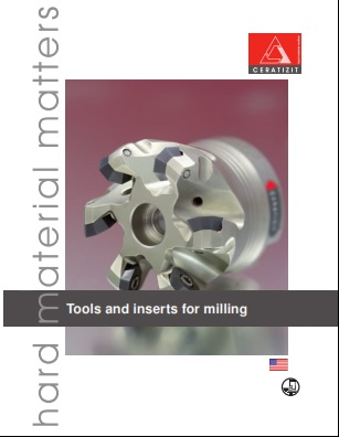 CERATIZIT Milling Catalogue