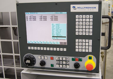 Milltronics M Codes for Machining Centers