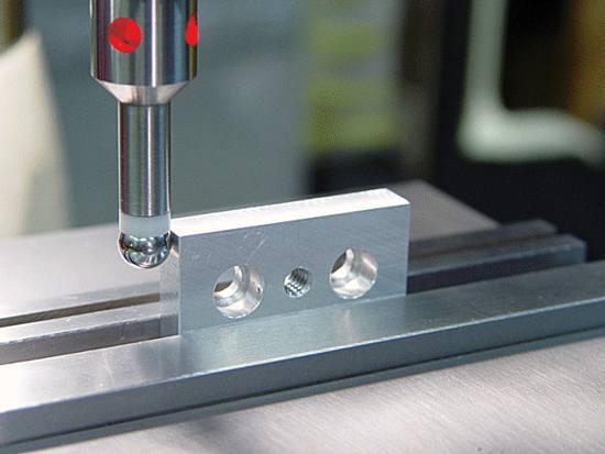 milling machine edge finder