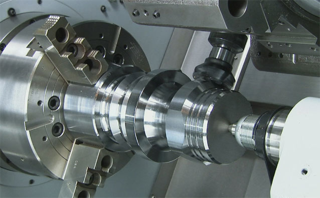 cnc lathe chuck with jaws