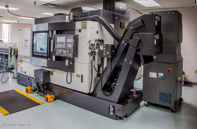 Okuma machining center