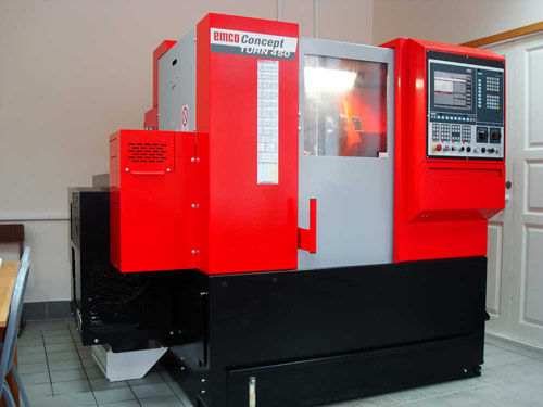 EMCO CONCEPT TURN 450 CNC Siemens 840D