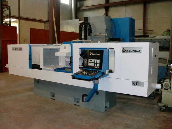 Rectificadora Danobat RT 1200 CNC with Fagor 102 S
