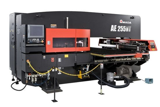AMADA AE255NT CNC Turret Punch Press
