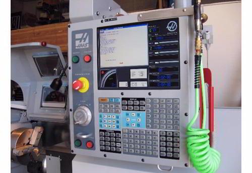 Haas CNC Lathe M-Codes - Helman CNC