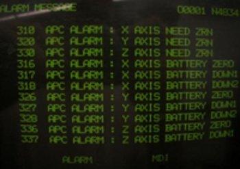 Fanuc Alarm Codes List - Helman CNC