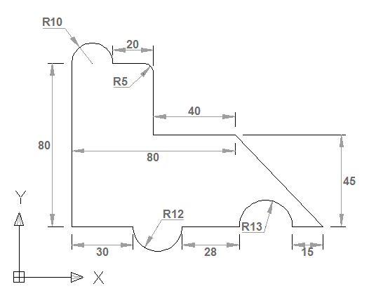 Cnc Mill G02 G03 Circular Interpolation Programming