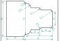 CNC School Multiple Radius Arc G02 G03 CNC Lathe Program